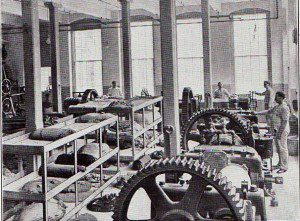 Turn of the century factory